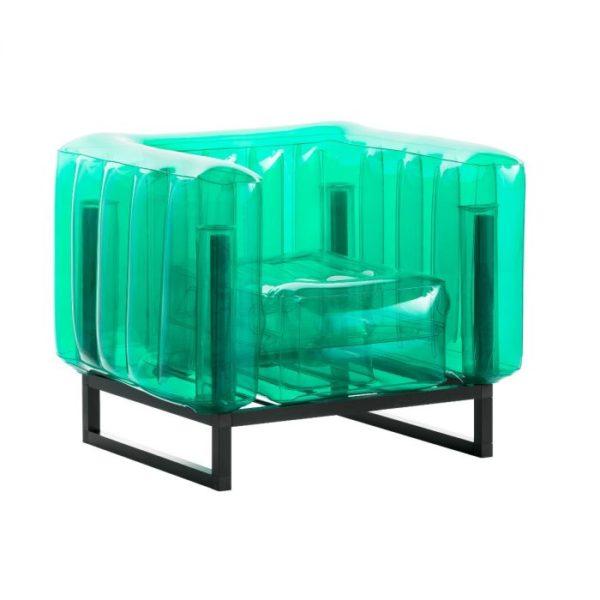 כורסת-יומי-בצבע-ירוק-קריסטל-אלומיניום