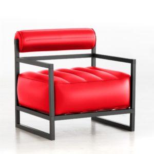 כורסת-יוקו-בצבע-אדום-אטום-אלומיניום