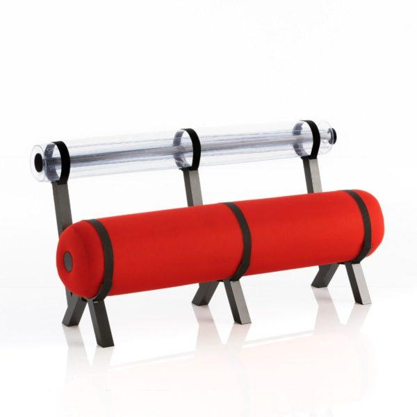 ספסל-זיבה-כפול-בצבע-אדום-אטום
