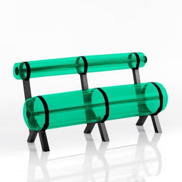 ספסל-זיבה-כפול-בצבע-ירוק-קריסטל