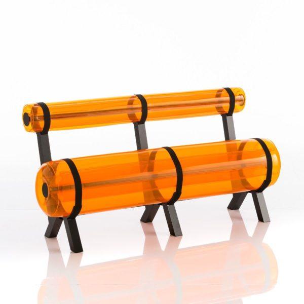ספסל-זיבה-כפול-בצבע-כתום-קריסטל